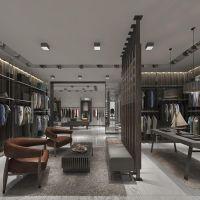 郑州服装店装修设计公司,郑州服装体验店装修设计怎么做