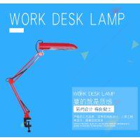 厂家批发工作灯管台灯学生写字照明灯具可来样定制加工贴牌