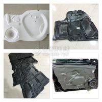 重庆全自动XPE汽车防水膜塑料成型机 PLC汽车车门防水膜吸塑机价格