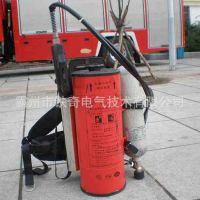 消防 背负式细水雾灭火水枪、高压喷雾灭火装置 救援装备