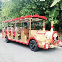 武汉蒂森科技14座观光小火车