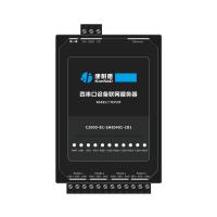 4口RS485转TCP/IP串口服务器康耐德品牌