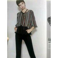 杭州品牌折扣女装店加盟尾货品牌欧娅铂秋装