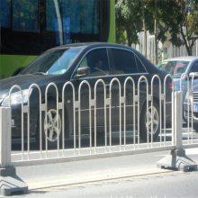 交通道路护栏 锌钢防护栏 市政防防撞栏