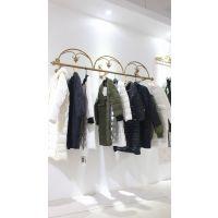 国际一线大牌羽绒服【Miss five】女装尾货 品牌折扣店一手货源