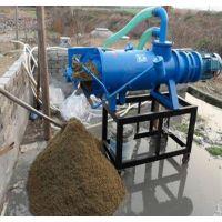 猪粪螺旋挤压干湿分离机 润丰 猪粪便脱水机厂家