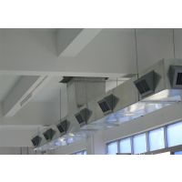单层百叶回风口安装加工,安装选振东机电