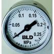 YTFS-40,不锈钢密闭型压力表 ,北京布莱迪BLD,山东中航仪器仪表