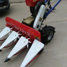 柴油小型收割机 收割苜蓿草晾晒机
