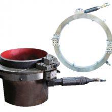 西安上海华威 GPX-150 气动管子切割坡口机 外卡式管子坡口机价格