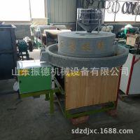 厂价直供 五谷杂粮面粉机 多功能石磨面粉机 粮食加工身边 振德