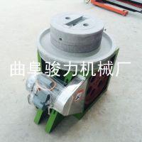 家用全自动芝麻香油石磨机 豆制品加工石磨机 多功能豆浆机 骏力优惠