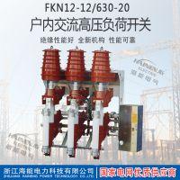 海能电气供应FKN12-12户外高压负荷开关