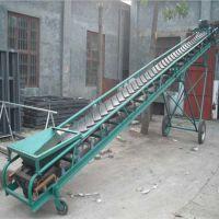 萍乡集装箱装卸物料皮带输送机 兴亚沙场河沙上传带式运输机厂家