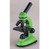 学生儿童生物显微镜 学校教学单目生物显微镜检测实验室用生物镜