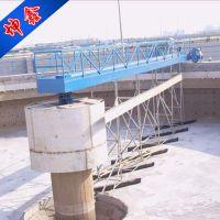 坤鑫EO20污泥处理行车式吸泥机 周边传动式刮泥机设备 坤鑫科技品牌直销