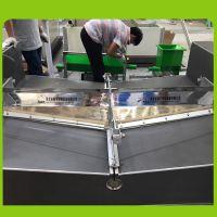 清粪机自动化简单易操作塑造一个良好的环境福宇养猪设备有限公司