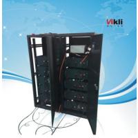 vikli48V400Ah后备电源锂电池机柜磷酸铁锂电池