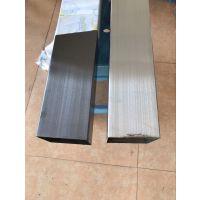 东莞石排黑钛不锈钢方管 100*100*1.9厚201装饰管