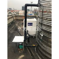 商用5匹、7匹奥栋空气能热水器在学校及工厂类场所的应用解决方案