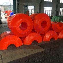 塑料抽沙管浮筒 浮筒直径1500*1600管道浮体
