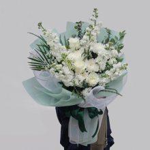普罗旺斯清明节鲜花普罗旺斯菊花15296564995祭祀鲜花 销售 团购
