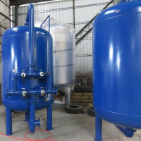电镀生产污水处理机械过滤器 小型污水处理机械过滤器 晨兴质量保证
