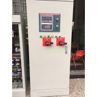 泉尔消防喷淋消火栓星三角控制箱30KW一用一备加应急装置控制柜