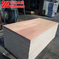 异型包装板杨木贴面包装箱板包装箱用胶合板厂供应山东磊正木业