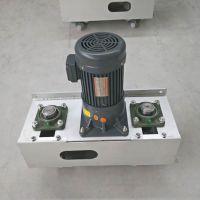 畜牧业清粪设备 新型智能全自动刮粪机 不锈钢刮粪板 304V型清粪机