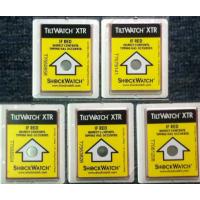 全国包邮防倾倒标签TILTWATCH倾倒指示器物流监控显示贴防倒置标签