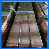 现货直销T2/C1100紫铜排 50*5mm镀锡铜排 紫铜排条 铜线 规格齐全