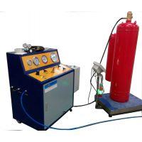 东莞赛森特SSTFMF七氟丙烷自动充装设备,消防3C认证设备