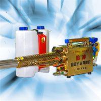 富兴禽畜饲养场专用烟雾机 一键启动喷雾机 高射程杀虫喷雾器型号