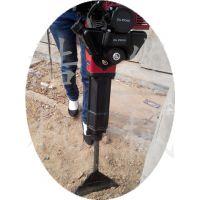 铲式起树苗设备 铲式手提挖树机 浩发
