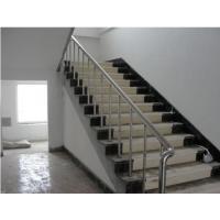 不锈钢楼梯扶手@济南不锈钢楼梯扶手@不锈钢楼梯扶手安装
