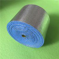 君悦科技 铝箔复3mmXPE 建筑用保温隔热材料 XPE泡棉防火阻燃隔热材