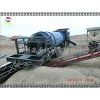 澳大利亚先进的砂金矿开采设备DW-GM100型移动选金车来自中国东威