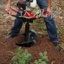 【不出异常】单双人挖坑机 轻便式打坑机 大功率打眼机