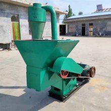 圣鲁秸杆粉碎机 大型自动进料粉碎机 莱芜花生秧粉碎机