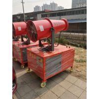台州黄岩区推车式降尘喷雾机作用介绍 风送式雾炮机厂家价格