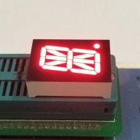 同灿直销 LED单8数码管0.8英寸米字红光一位8数码管共阳极/共阴极18PIN脚