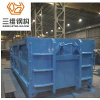 山东三维专业供应钢结构垃圾箱 关注钢结构20年