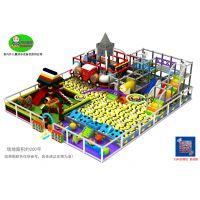 新型儿童乐园开欣童伴多功能淘气堡室内游乐场设备厂家直销