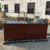 现做现卖豆油皮机厂家 加厚不锈钢豆皮机 半自动腐竹油皮机