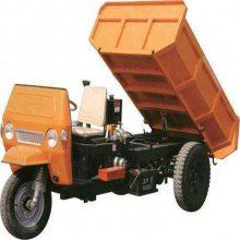 九州厂家供应电动三轮车 建筑工地用1吨三轮车