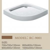 潮州亚克力淋浴房底座底盘方形淋浴基底
