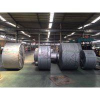 山东青岛耐高温输送带 聚酯分层皮带 厂家生产耐热耐高温输送带