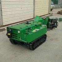 果园全自动施肥机 履带式多功能施肥机 自走式柴油回填机直销金佳