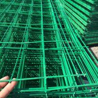 圈地围栏网厂家 隔离栅栏 浸塑护栏网规格